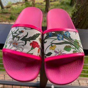 GUCCI slides sandals flip flops